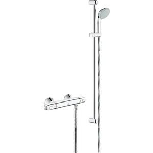 Душевой комплект Grohe Grohtherm (34256003) душевой комплект grohe power