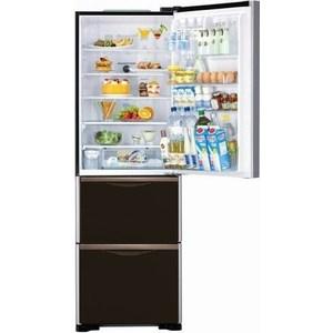 Холодильник Hitachi R-SG 37 BPU GBW