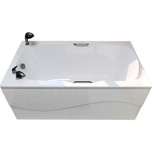 Ванна из литого мрамора Фэма Стиль Алассио 160 160х74 см ванна из литого мрамора фэма стиль айсберг 180х80 см