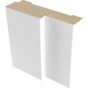 Стойка коробки DEMFA эмаль 2070х70х32 мм Белый