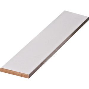 Наличник DEMFA эмаль 2140х70х12 мм Белый для Капри комплект 5шт капри