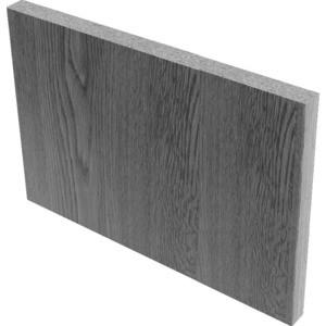 Доборная планка VERDA шпон 2070х150х10 мм Дуб Слоновая кость дверь verda каролина глухая 2000х900 шпон дуб