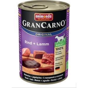 Консервы Animonda Vom Feinsten Gran Carno Original Adult с говядиной и ягненком для собак 400г (82733)