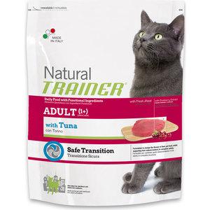Сухой корм Trainer Natural Adult Tuna с тунцом для кошек 1,5кг