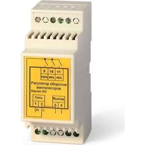 Блок регулирования Techno скоростью вращения вентиляторов 220 В (БРС-150/220)