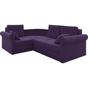 Угловой диван АртМебель Юта-32 левый угловой диван артмебель андора ткань левый