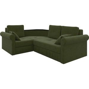 Угловой диван АртМебель Юта-10 левый угловой диван артмебель андора ткань левый