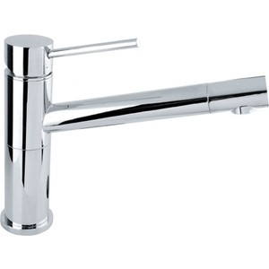 Смеситель для кухни Timo Saona (2303F chrome) хром luxury curved spout washbasin faucet widespread waterfall dual handle bathroom mixer taps chrome finished