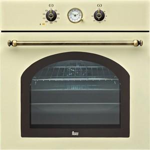 Электрический духовой шкаф Teka HR 550 VANILLA OB teka hr 650 white cream