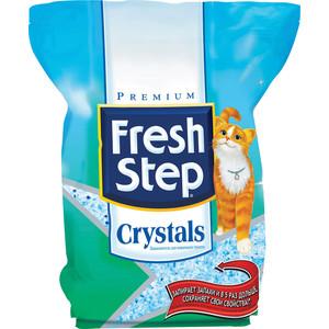 Наполнитель Fresh Step Fresh Step Crystals - впитывающий силикагель для кошек 3,62кг
