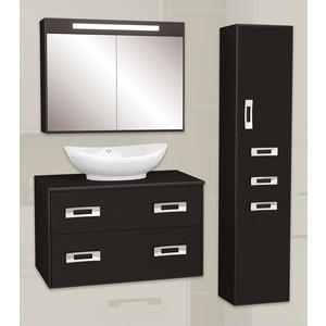 Комплект мебели Меркана Рондо черный