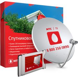 Комплект спутникового ТВ МТС №109