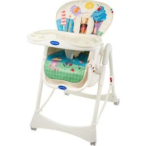 Стульчик для кормления Sweet Baby Candy Land стульчики для кормления sweet baby land oval