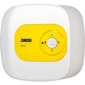 Электрический накопительный водонагреватель Zanussi ZWH/S 15 Melody U (Yellow) водонагреватель накопительный zanussi zwh s 10 melody u 10л 1 5квт бело желтый