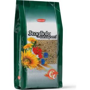 Корм Padovan SCAGLIOLA canaryseed зёрна канареечных семян для птиц 25кг