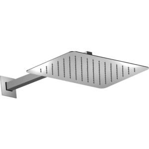 Верхний душ Bossini настенный, с держателем 30 см (H69587H.030) цены онлайн