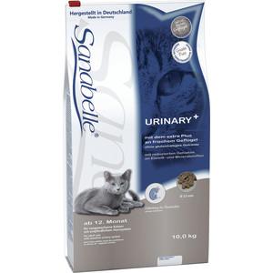 Сухой корм Bosch Petfood Sanabelle Urinary для кошек с чувствительной мочеполовой системой 10кг сухой корм bosch petfood totally ferret active корм для хорьков 1 75кг