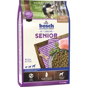 Сухой корм Bosch Petfood Senior для пожилых собак 2,5кг