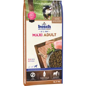 Сухой корм Bosch Petfood Adult Maxi для взрослых собак крупных пород 15кг сухой корм bosch petfood adult maxi для взрослых собак крупных пород 15кг