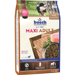 Сухой корм Bosch Petfood Adult Maxi для взрослых собак крупных пород 3кг