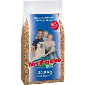 Сухой корм Bosch Petfood My Friend Premium для взрослых собак 20кг bosch my friend mix 20