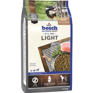 Сухой корм Bosch Petfood Light низкокаллорийный для взрослых собак 1кг