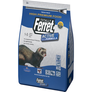 Сухой корм Bosch Petfood Totally Ferret Active корм для хорьков 7,5кг