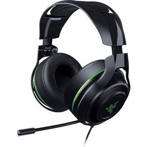 Игровые наушники Razer ManO'war 7.1 Green