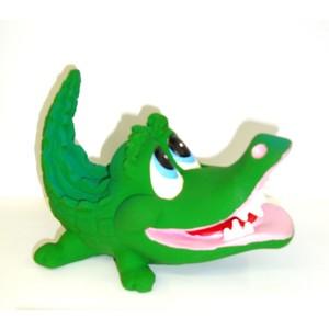 Латексная игрушка LANCO Крокодил зубастый (ODA-018)
