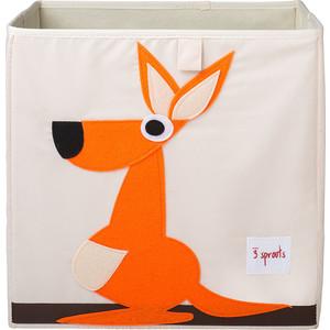 3 Sprouts Коробка для хранения Кенгуру (Orange Kangaroo) (67631)