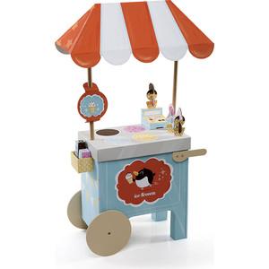 Krooom Игрушки из картона: набор Тележка с мороженым (k-101)