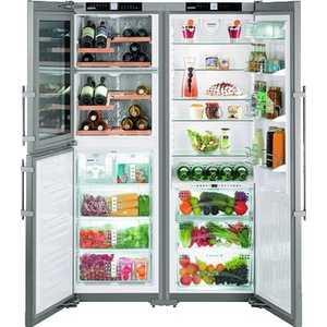 Холодильник Liebherr SBSes 7165-20 001 (SWTNes 3010-20 001+SKBes 4213-20 001)