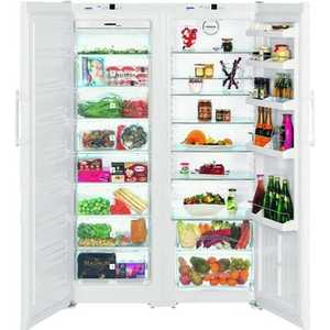 Холодильник Liebherr SBS 7212 (SGN 3063-21 001+SK 4240-21 001)