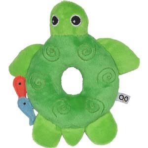 Zoocchini Погремушка Черепашка / зелёная (00525) открытка черепашка