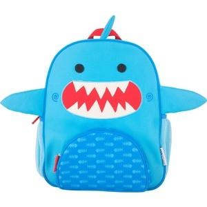 Zoocchini Рюкзак для детей (2+) Акула Шерман (Sherman the Shark) (00572) shark music page 2