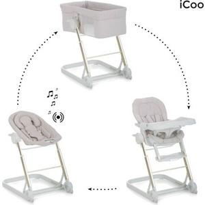 Мебель i'coo для сидения детская Grow with me 123 (Diamond beige) детская мебель