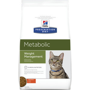 Сухой корм Hill's Prescription Diet Metabolic Weight Managment диета при коррекции веса для кошек 4кг (2148) коррекция веса