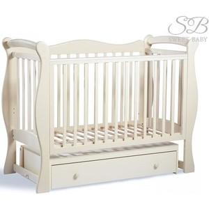 Кроватка Sweet Baby Dolce Vita Avorio (Слоновая кость) sweet baby кроватка delizia avorio