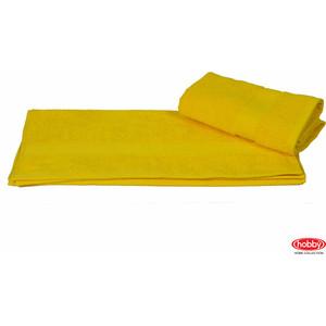 Полотенце Hobby home collection Beril 100x150 см желтый (1501000381) полотенце hobby home collection beril 100x150 см персиковый 1501000385