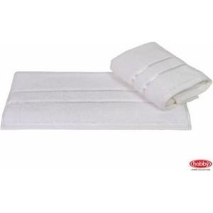 Полотенце Hobby home collection Dolce 100x150 см белый (1501000402) полотенце hobby home collection beril 100x150 см персиковый 1501000385
