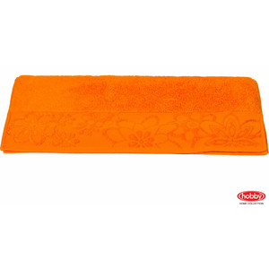 Полотенце Hobby home collection Dora 100x150 см оранжевый (1501000429)