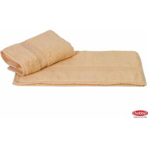 Полотенце Hobby home collection Firuze 70x140 см желтый (1501001038) цены онлайн