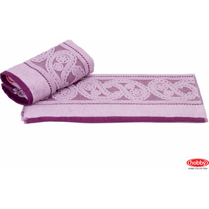 Полотенце Hobby home collection Hurrem 50x90 см лиловый (1501000480)