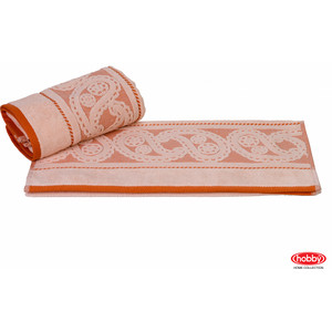 Полотенце Hobby home collection Hurrem 50x90 см персиковый (1501000481)