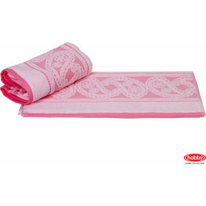 Полотенце Hobby home collection Hurrem 50x90 см светло-розовый (1501000483) водолазка pettli collection pettli collection pe034ewvwc32