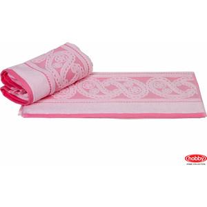 Полотенце Hobby home collection Hurrem 50x90 см светло-розовый (1501000483)
