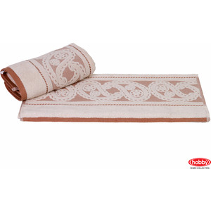 Полотенце Hobby home collection Hurrem 70x140 см кремовый (1501000491) водолазка pettli collection pettli collection pe034ewvwc32