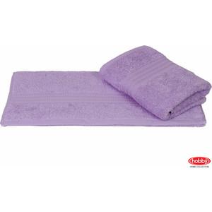Полотенце Hobby home collection Rainbow 70x140 см светло-лиловый (1501000569) полотенца oran merzuka полотенце sakura цвет светло лиловый набор