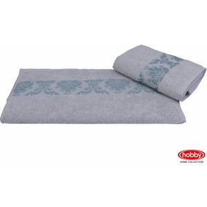 Полотенце Hobby home collection Ruzanna 70x140 см светло-голубой (1607000081)