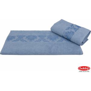 Полотенце Hobby home collection Ruzanna 100x150 см голубой (1501001160) полотенце hobby home collection beril 100x150 см персиковый 1501000385